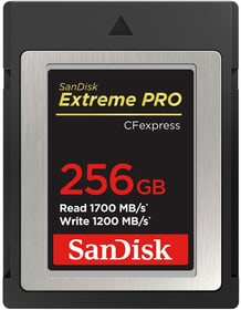 CFexpress Extreme Pro Typ B 256GB SanDisk 785300152322 Photo no. 1