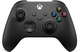 Xbox X Wireless Controller Black Controller Microsoft 785541100000 Bild Nr. 1