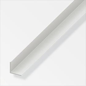 Winkel-Profil gleichschenklig 1 x 10 x 10 mm PVC weiss 2 m alfer 605041600000 Bild Nr. 1