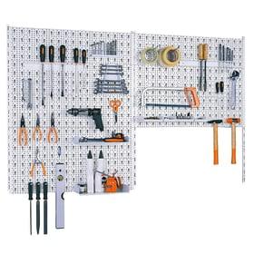 PRO-Träger CLASSIC weiss 200 mm Regalsysteme ELEMENTSYSTEM 603407800000 Bild Nr. 1