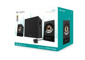 Z533 2.1 Speaker System 120 Watt Logitech 797961000000 Bild Nr. 1
