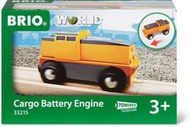 Frachtlok batteriebetrieben (FSC®) Bahn Brio 746335000000 Bild Nr. 1