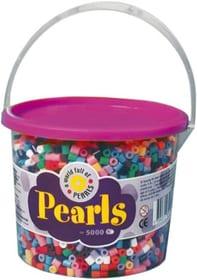 Perles collert et repas 10 couleurs