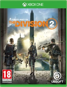 Xbox One - Tom Clancy's The Division 2 Box 785300137730 Bild Nr. 1