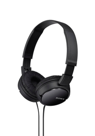 MDR-ZX110B - Nero Cuffie Over-Ear Sony 772760900000 N. figura 1