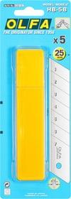Klingen HB-5B 25mm Ersatzklingen OLFA 602737400000 Bild Nr. 1