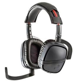 Striker P1 Pro Gaming Headset nero/rosso