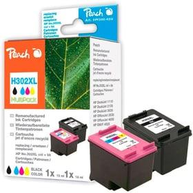 Multipack HP Nr. 302XL Tintenpatrone Peach 785300154242 Bild Nr. 1