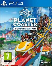 PS4 - Planet Coaster D Box 785300155832 Photo no. 1