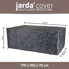 Housse de protection 170x100x70