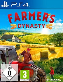PS4 - Farmer's Dynasty D/F Box 785300138854 Bild Nr. 1