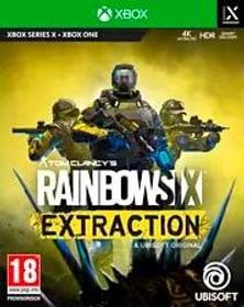 XONE/Xbox Series X - Tom Clancy's Rainbow Extraction Box 785300161076 Photo no. 1