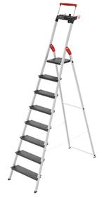 Scala per uso domestico L100 TopLine Hailo 630914800000 Numero di livelli 8 N. figura 1