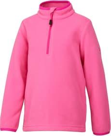 Mädchen-Fleecepullover Trevolution 472366809238 Grösse 92 Farbe rosa Bild-Nr. 1