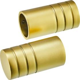 MATT Terminali 430583800059 Colore Oro Dimensioni L: 3.5 cm x P: 3.5 cm x A: 6.5 cm N. figura 1