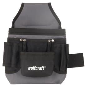 Werkzeugtasche für Gürtel Transporthelfer Wolfcraft 603590000000 Bild Nr. 1