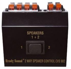 Lautsprecherumschaltbox 2-Fach 9000024782 Bild Nr. 1