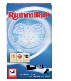 Rummikub Travel Jeux de société Carlit 744980900000 Photo no. 1