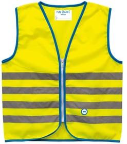 Giubbotto catarifrangente Fun Jacket giallo S Dispositivo di segnalazione pericolo Wowow 620826400000 Taglio S Colore Giallo N. figura 1