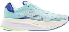 Adizero Boston 10 Runningschuh Adidas 465358838041 Grösse 38 Farbe Hellblau Bild-Nr. 1