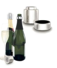 PWC CHAMPAGNE KIT SECURITY Tappo per champagne + sgocciolatoio Pulltex 785300159467 N. figura 1