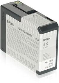 T5809 light-light black cartuccia d'inchiostro Epson 798282700000 N. figura 1