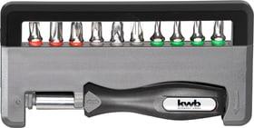Industrial Handy-Box TIN PH-PZ-T 12-tlg. Bits kwb 616237200000 Bild Nr. 1