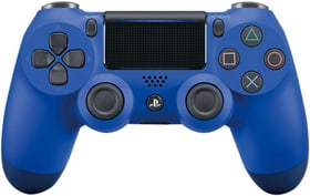 PS4 Wireless DualShock Controller v2 bleu Manette Sony 798083100000 Photo no. 1