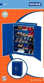 Schuhschrank Air 15 Paar Schuhe WENKO 675231800000 Bild Nr. 1