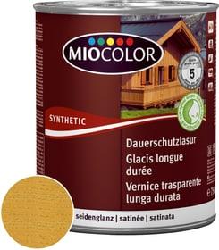 Vernice trasparente lunga durata Pino 750 ml Vernice trasparente lunga durata Miocolor 661121300000 Colore Pino Contenuto 750.0 ml N. figura 1