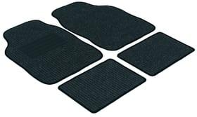 Set Rippe schwarz Fussmatte Miocar 621361600000 Bild Nr. 1