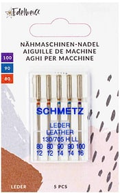 Nähmaschinennadel Leder NM80-100, SB5 9000041655 Bild Nr. 1