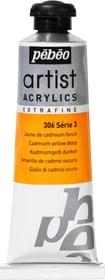 Pébéo Acrylic Extrafine Pebeo 663509030600 Couleur Jaune Cad. Foncé I Photo no. 1