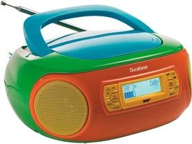 NX-CDP23DAB+ CD-Radio Durabase 773117400000 Bild Nr. 1