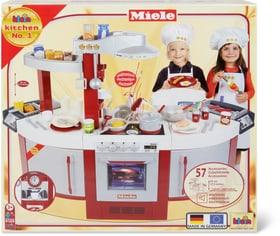 Miele Küche Nr. 1 mit Grill Rollenspiel Theo Klein 746397800000 Bild Nr. 1