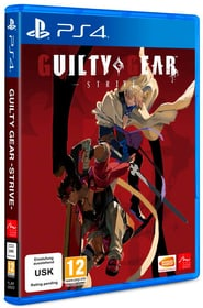 PS4 - Guilty Gear Strive Box 785300157765 Photo no. 1