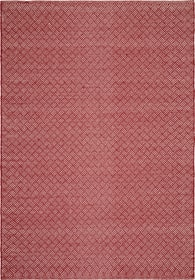 BALBO Tapis 412020206030 Couleur rouge Dimensions L: 60.0 cm x P: 90.0 cm Photo no. 1