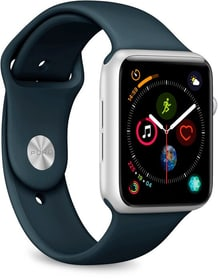 Icon Silicone Band - Apple Watch 42-44mm - navy blue Cinturini Puro 785300153954 N. figura 1