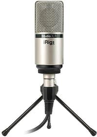 iRig Mic Studio XLR Microphone IK Multimedia 785300153236 Photo no. 1