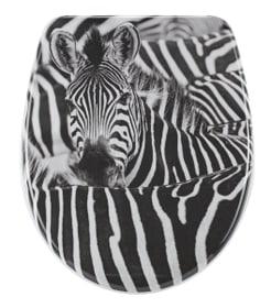 Siège WC Nice Zebra Slow Motion