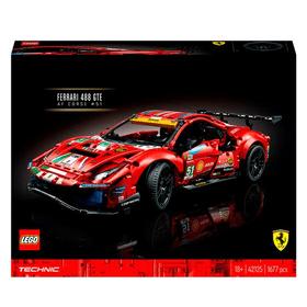 """Technic 42125 Ferrari 488 GTE """"AF Corse #51"""" LEGO® 747374600000 Bild Nr. 1"""