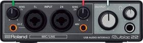 RUBIX22 Audio Interface Roland 785300150582 Bild Nr. 1