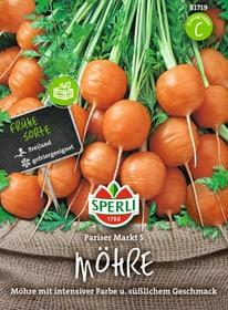 Möhre Pariser Markt 5 Sementi di verdura Sperli 650154800000 N. figura 1