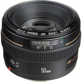 EF 50mm F1.4 USM Objektiv Canon 785300143158 Bild Nr. 1