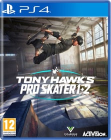 PS4 - Tony Hawk`s Pro Skater 1&2 D Box 785300153067 Langue Allemand Plate-forme Sony PlayStation 4 Photo no. 1