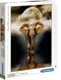 Elefant Puzzle Clementoni 748953100000 Bild Nr. 1