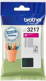 LC-3217M magenta Tintenpatrone Brother 798538400000 Bild Nr. 1