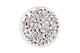 Glasschliffperle 6mm 50St silberfarben 608140400000 Bild Nr. 1