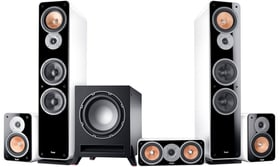 Ultima 40 Surround 5.1 Set - Weiss