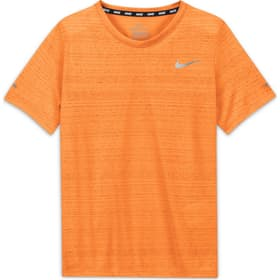 Dri-FIT Miler Tee T-Shirt Nike 466877612834 Grösse 128 Farbe orange Bild-Nr. 1